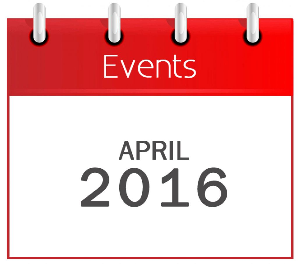 Events in April 2016