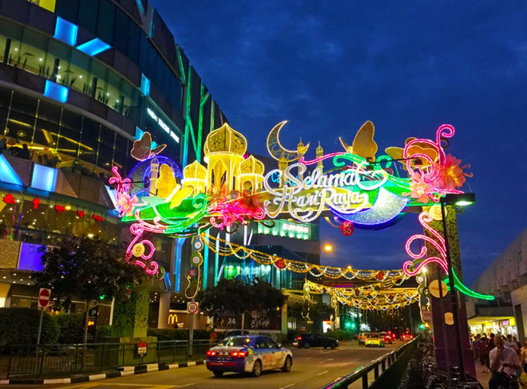 A Taste of Hari Raya: Visiting the Ramadan Bazaars