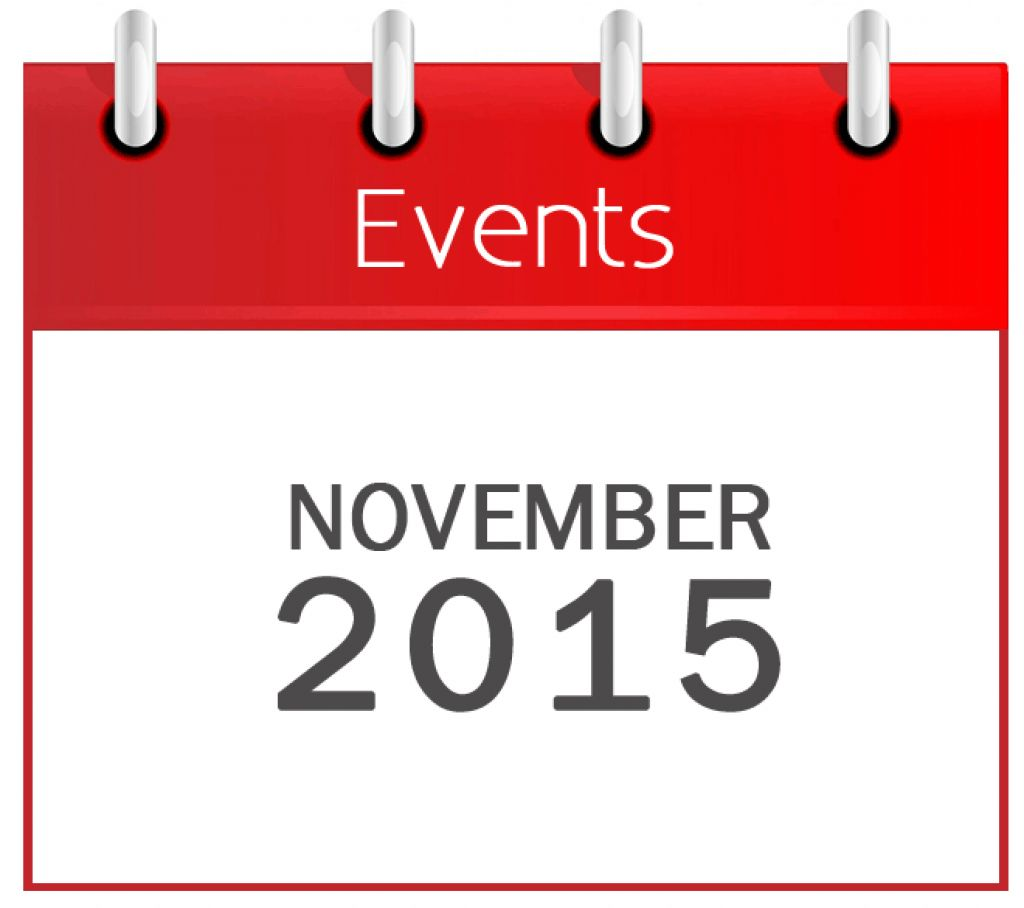 Events in November 2015