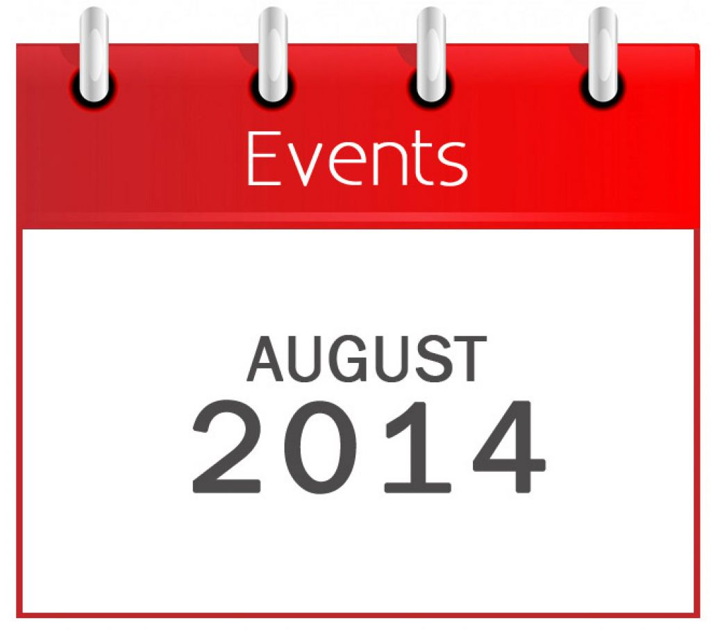 Events in August 2014