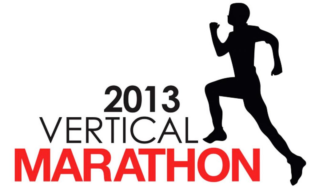 Race to the Top - 2013 Vertical Marathon