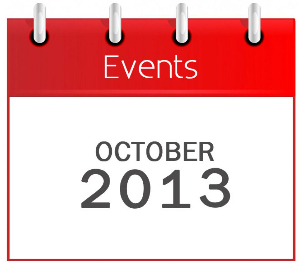 Events in October 2013