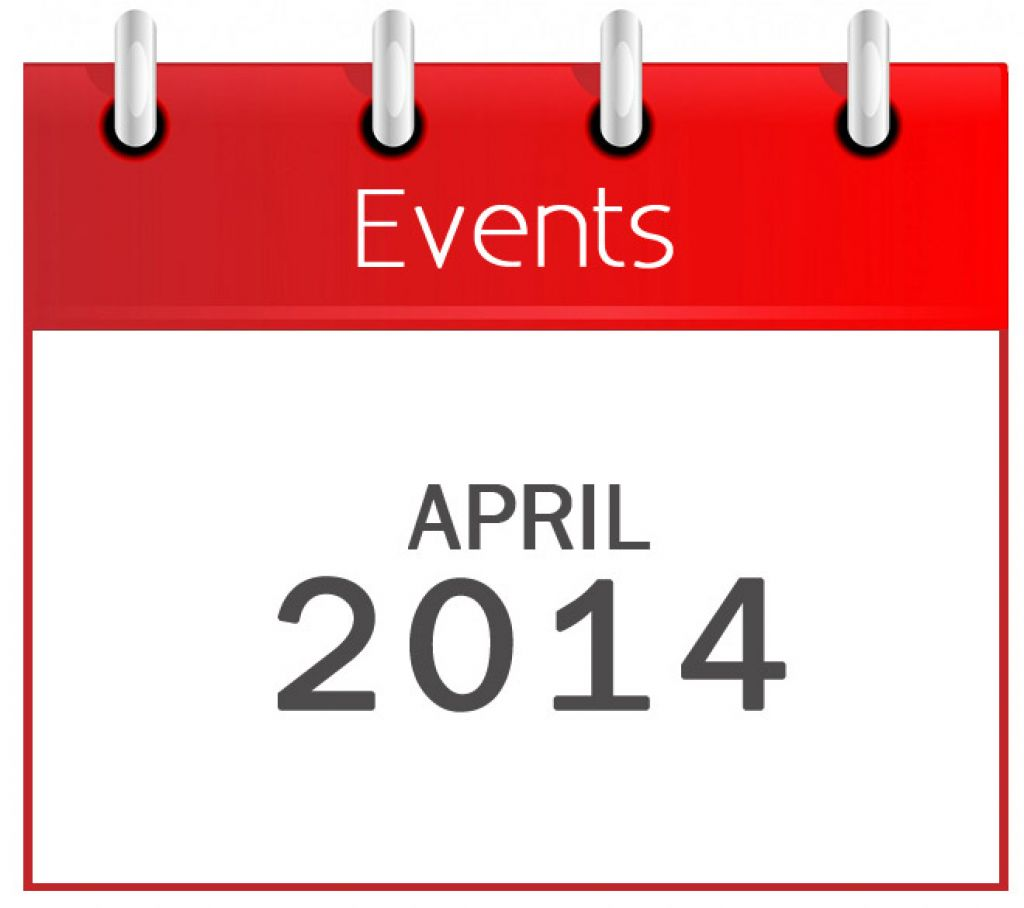 Events in April 2014