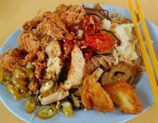 Singapore Food Series: Vegetarian