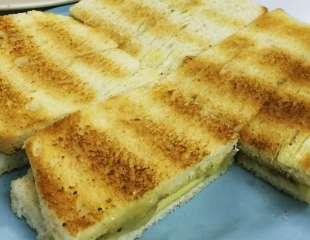 Singapore Food Series: Kaya Toast