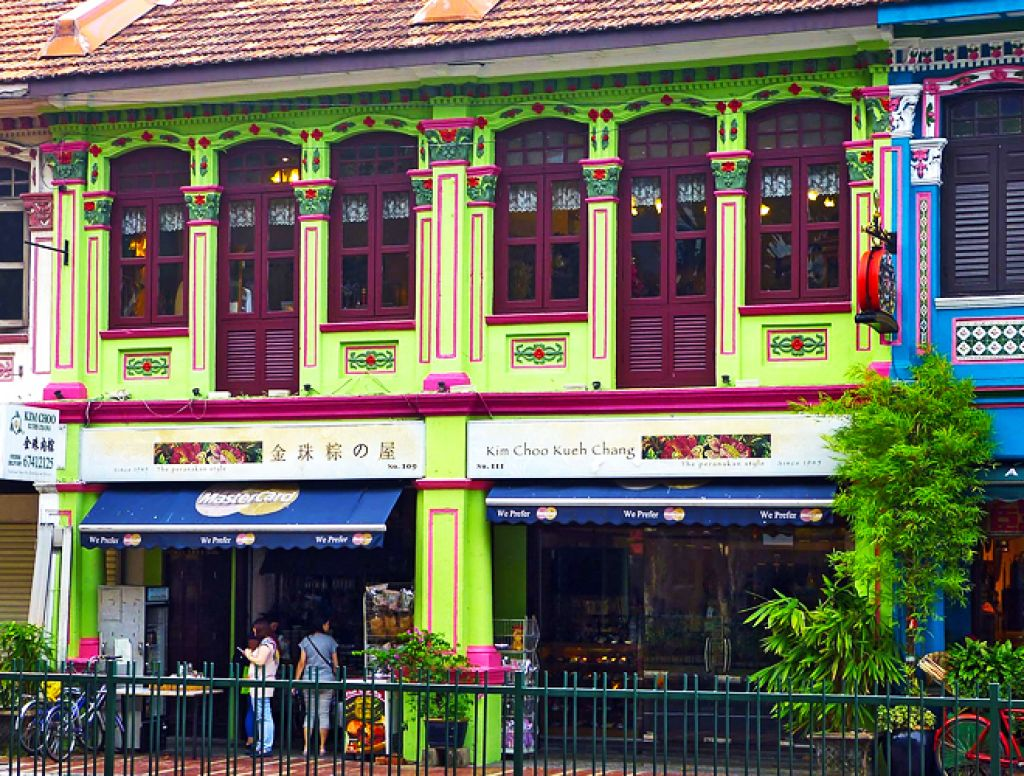 A Taste of Tradition in Katong - Part 1